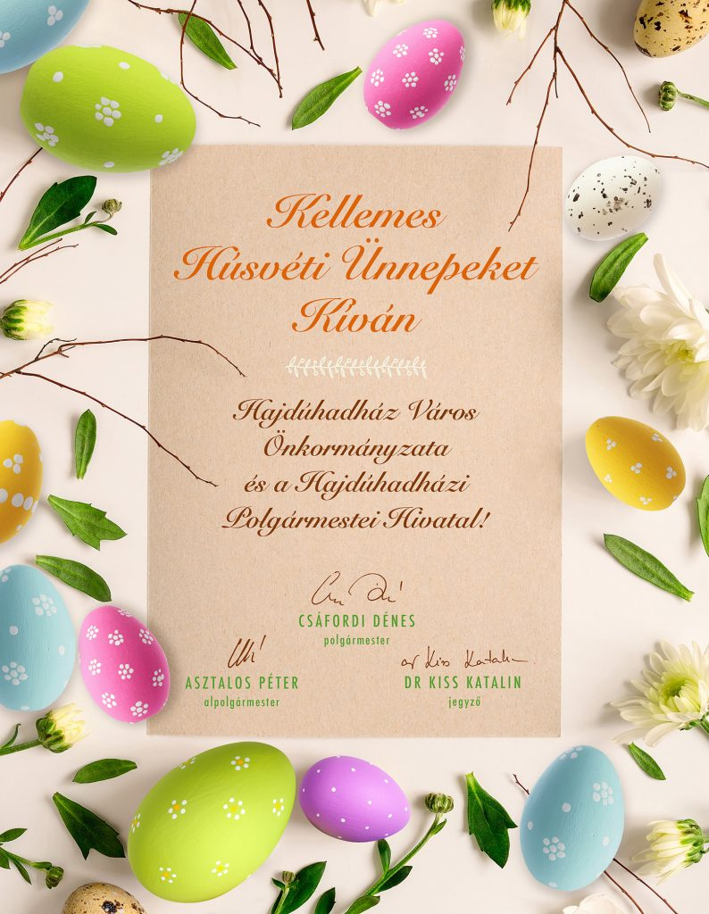 Kellemes Húsvéti Ünnepeket Kíván
